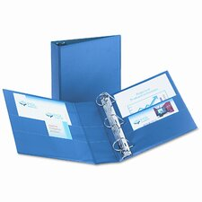 "Durable Slant Ring Reference Binder, 3"" Capacity"