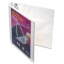 "Extra-Wide Ezd Reference View Binder, 1"" Capacity"