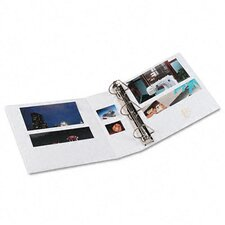 "Durable Slant Easy Insert Ring View Binder, 3"" Capacity"