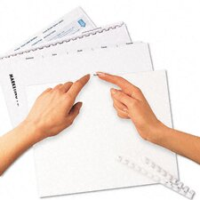 Index Maker Clear Label Dividers (5 Tabs, 5 Sets/ Box)