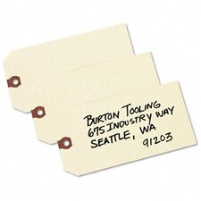 Shipping Tags, 6 1/4 X 3 1/8 (1,000/Box)