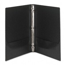 Showcase Reference View Binder, 1/2in Capacity
