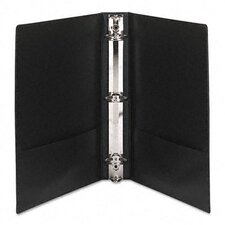 "Showcase Reference View Binder, 1-1/2"" Capacity"