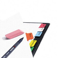 <strong>Avery Consumer Products</strong> Big Tab Write-On Dividers with Erasable Laminated Tabs (8/Set)