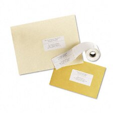 Shipping Labels, 140/Roll, 1 Roll/Box
