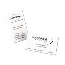 Laser Business Cards, 250/Pack
