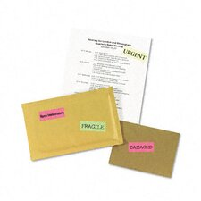 High-Visibility Laser Labels, 450/Pack