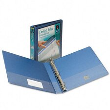Design Edge Presentation View Binder, 1in Capacity