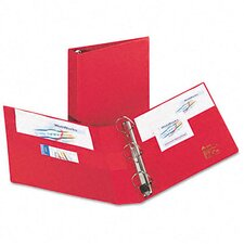 Heavy-Duty Vinyl EZD Ring Reference Binder, 1-1/2in Capacity