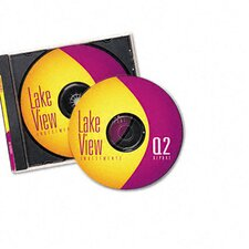 Inkjet CD/DVD Labels (40/Pack)
