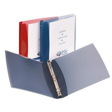 "<strong>Avery Consumer Products</strong> Flexible View Binder, 1"" Round Ring, View Pocket, Assorted"