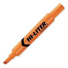 Highlighter, Chisel Point, Fluorescent Orange