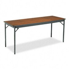 Special Size Folding Table, Rectangular, 72W X 24D X 30H