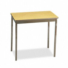 <strong>BARRICKS MANUFACTURING CO</strong> Utility Table, Rectangular, 30W X 18D X 30H