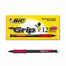 0.5 Mm Hb #2 Matic Grip Mechanical Pencil (Dozen)