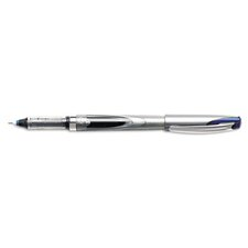 Triumph 730r Roller Ball Pen, Blue Ink, Needle Pt, 0.5 mm