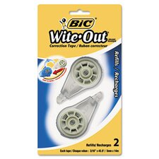 Wite-Out Ez Refill Correction Tape Refills