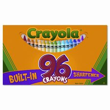 <strong>Crayola LLC</strong> Classic Color Pack Crayons (96/Box)