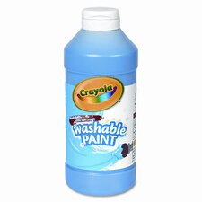 Washable Paint, 16 Oz