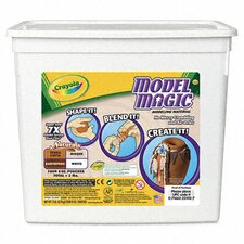 <strong>Crayola LLC</strong> Model Magic Modeling Compound, 2 lbs