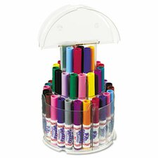 <strong>Crayola LLC</strong> Pip-Squeaks Telescoping Marker Tower (50/Set)