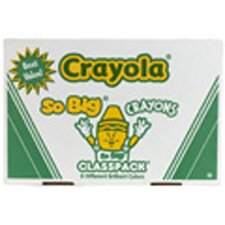 <strong>Crayola LLC</strong> Crayons So Big Class Pack 200ct