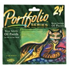 Water Soluble Oil Pastels 24 Ct