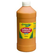 Tempera Paint 32 Oz Yellow