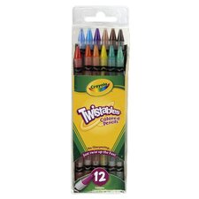 12 Count Twistables Colored Pencil