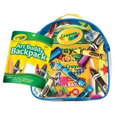 <strong>Crayola LLC</strong> Art Buddy Backpack