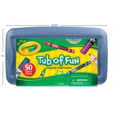 Tub of Fun Assortment