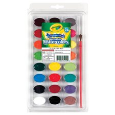 Washable Watercolors