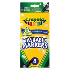 Classic Markers (8 Pack)