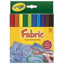 Fabric Markers (10 Pack)