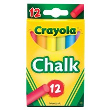 <strong>Crayola LLC</strong> Chalk Sticks