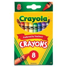 <strong>Crayola LLC</strong> Original Crayon Set