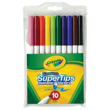 Super Tips Washable Marker Sets