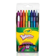 Twistable Mini Crayon Set