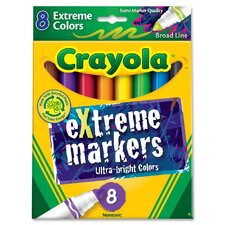 Extreme Markers (8 Pack)