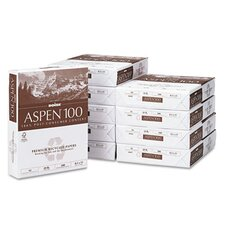 <strong>Boise®</strong> Aspen 92 Bright 100% Recycled Office Paper (5000/Carton)