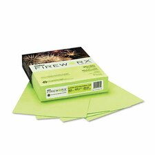 <strong>Boise®</strong> Fireworx Colored Paper, 20 lb, 8-1/2 X 11, 500 Sheets/Ream