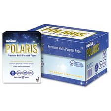 Polaris 3-Hole Punched Copy Paper (5,000 Sheets/Carton)