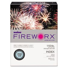 Fireworx 110-lb Colored Index Stock (Pack of 250)