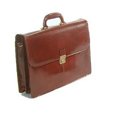 Executive Prestige Italian Leather Briefcase