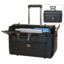 Executive Leather Laptop Catalog Case