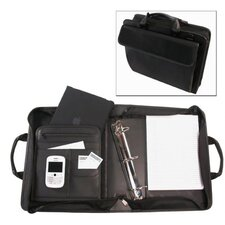 "Ballistic Business Organizer with Removable 3"" Binder Portfolio"