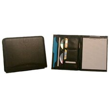 Executive Koskin Leather-Look Writing Padfolio Case