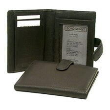 Leather Case Palm V Pocket with Credit Cards
