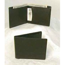 Slim Mini Tuxedo Extra Soft Touch Wallet in Black
