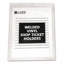 <strong>C-Line Products, Inc.</strong> Shop Ticket Holder, 9 X 12 (50/Box)